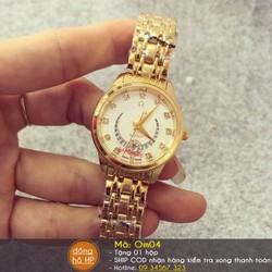 Đồng hồ nữ cao cấp chống trầy xước