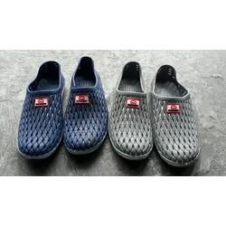 Giày nam nhựa dẻo