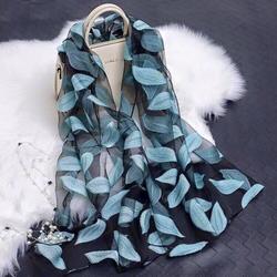Khăn voan nữ thời trang- khăn choàng đa năng