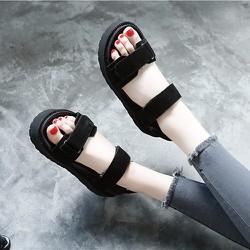 Giày Sandal Nữ thời trang phong cách Hàn Quốc - XS0458