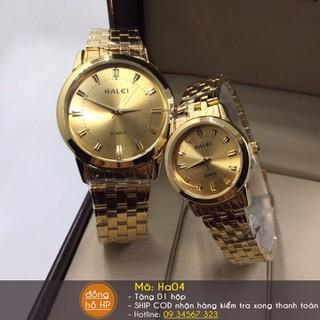 [VIDEO] Đồng hồ đôi cao cấp chống nước - Giá 1 cặp - 043 thumbnail
