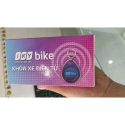 Khóa chống trộm XE MÁY iKY Bike