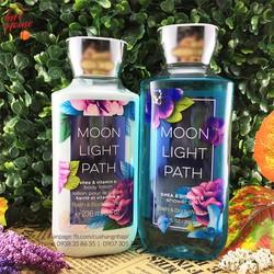 Bộ đôi Bath Body Works Moon Light Path