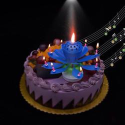 Nến Sinh Nhật 3D có nhạc HAPPY BIRTHDAY