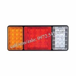 Đèn hậu LED xe tải 12v - 1 bên.