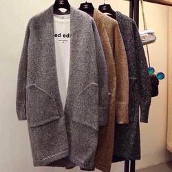 áo len khoác