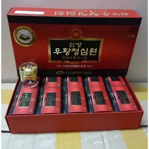 VIÊN CHỐNG ĐỘT QUỴ TAI BIẾN -An cung ngưu hoàng iksu Hàn Quốc - 4378594 , 6655798 , 15_6655798 , 1300000 , VIEN-CHONG-DOT-QUY-TAI-BIEN-An-cung-nguu-hoang-iksu-Han-Quoc-15_6655798 , sendo.vn , VIÊN CHỐNG ĐỘT QUỴ TAI BIẾN -An cung ngưu hoàng iksu Hàn Quốc