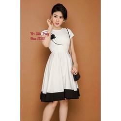 Đầm xoè nhẹ thời trang