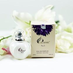 Nước hoa Charme No.5 25ml