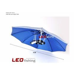 Ô Dù câu cá chống mưa nắng
