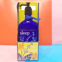 sữa tắm bath body works aromatherapy