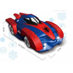 Ô tô điều khiển từ xa leo tường Spiderman -AL