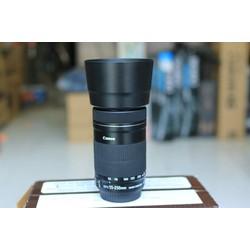 ống kính Canon 55~250mm IS STM như mới