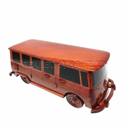Mô Hình Xe Gỗ Volkswagen Bus - 4916525 , 6660758 , 15_6660758 , 450000 , Mo-Hinh-Xe-Go-Volkswagen-Bus-15_6660758 , sendo.vn , Mô Hình Xe Gỗ Volkswagen Bus