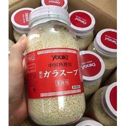 Hạt nêm nội địa nhật bản Youki 0,5 kg
