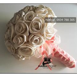 Hoa cưới phụ kiện giá rẻ đẹp