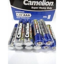 12 viên Pin AAA Camelion chính hãng