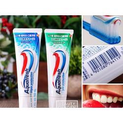 Kem đánh răng Aquafresh 140g Nhật Bản