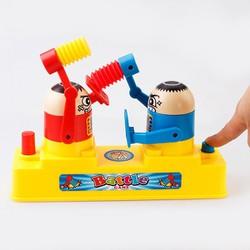 Đồ chơi Board Game BG2157 Hammering Contest - Võ sĩ giác đấu