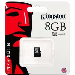 Thẻ nhớ Kingston Micro SDHC Class4 8GB