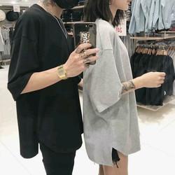áo thun có tay fom rộng
