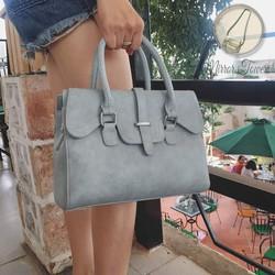 Túi xách tay nữ thời trang Hàn Quốc đẹp dịu dàng, dễ thương bên bờ vai