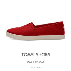 Giày Toms Shoes Nữ 2017