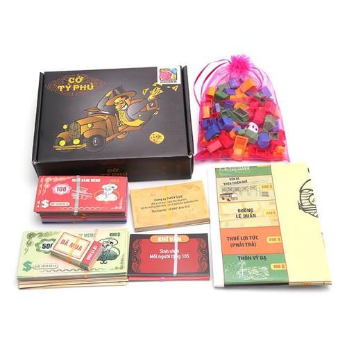 [TOYSTORE] Đồ chơi Board Game BG1022 Bộ Cờ Tỷ Phú Việt Nam - 11595895 , 20049751 , 15_20049751 , 252000 , TOYSTORE-Do-choi-Board-Game-BG1022-Bo-Co-Ty-Phu-Viet-Nam-15_20049751 , sendo.vn , [TOYSTORE] Đồ chơi Board Game BG1022 Bộ Cờ Tỷ Phú Việt Nam