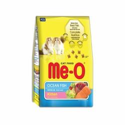 Thức ăn hạt cho mèo con meokitten gói 400gr