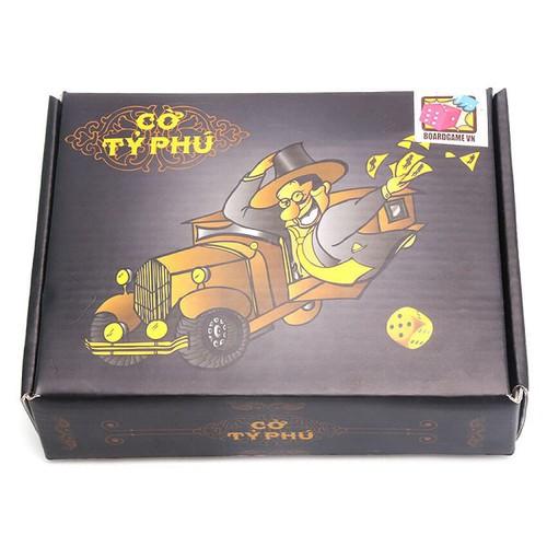 Đồ chơi Board Game BG1022 Bộ Cờ Tỷ Phú Việt Nam - 4916556 , 6661210 , 15_6661210 , 250000 , Do-choi-Board-Game-BG1022-Bo-Co-Ty-Phu-Viet-Nam-15_6661210 , sendo.vn , Đồ chơi Board Game BG1022 Bộ Cờ Tỷ Phú Việt Nam