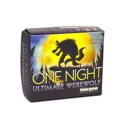 Trò chơi Board Game BG1020 Ma Sói One Night Việt Hoá