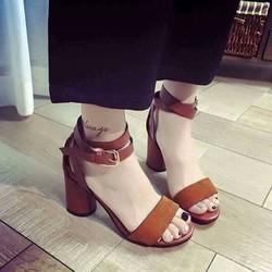 Giày cao gót Quảng Châu giá rẻ