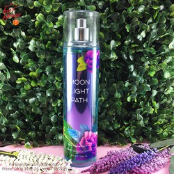 Xịt toàn thân Bath Body Works Ocean Moonlight Path 236ml
