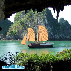 Tour Hà Nội - Hạ Long - Tuần Châu 2N1Đ - Khách sạn 3