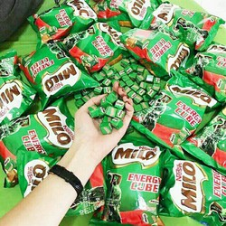 kẹo  milo cube Thái  lan