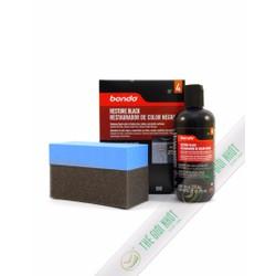 Dung dịch phục hồi nhựa đen - 3M Bondo Restore Black 8Oz