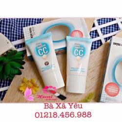 Kem trang điểm dưỡng trắng  White Super Fresh CC Cream