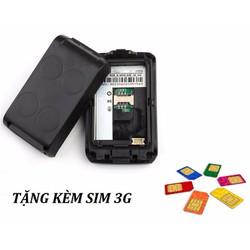 Thiết bị định vị GPS GT03A +Tặng kèm Sim 3G