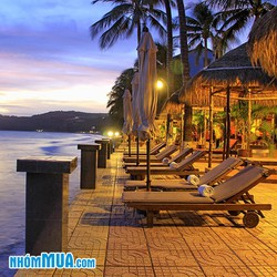 Resort Nắng Hòn Rơm 2 sao tại Mũi Né cho 4 khách  Ăn sáng