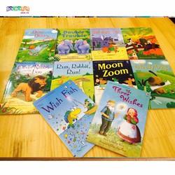 set 10 cuốn truyện tiếng anh đầu tiên cho bé