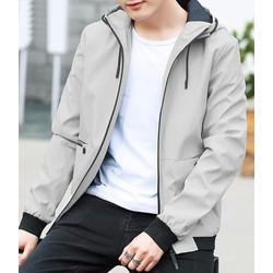Áo khoác dù nam có nón