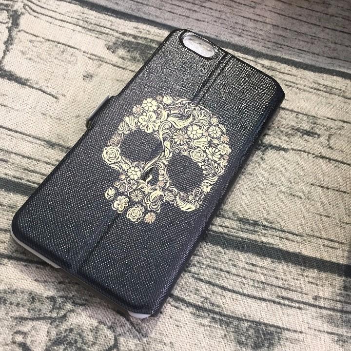 Bao da Iphone 6 plus đầu lâu 4
