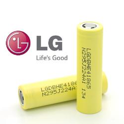 1 viên pin LG HE4 18650 vape xả cao