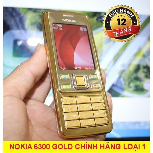 Điện thoại cũ Nokia 6300