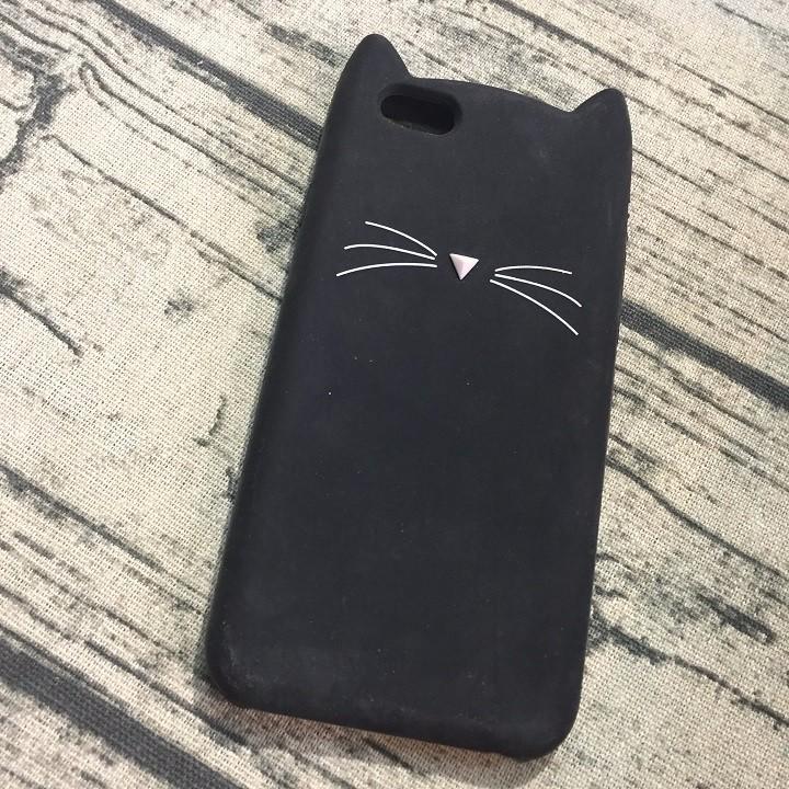 Ốp lưng Iphone 5 5s 6 6s râu mèo 1