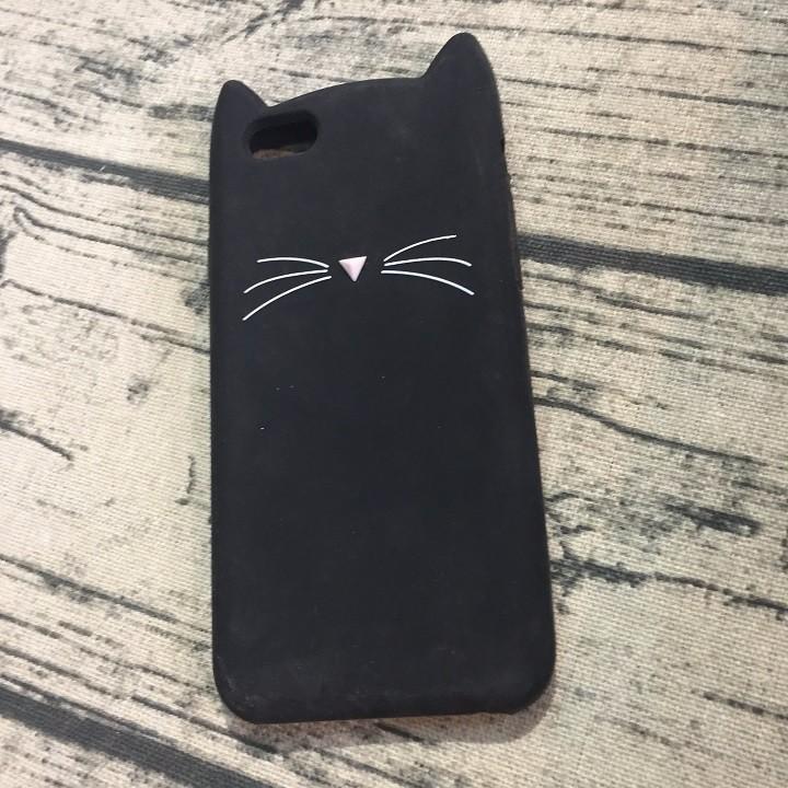 Ốp lưng Iphone 5 5s 6 6s râu mèo 3