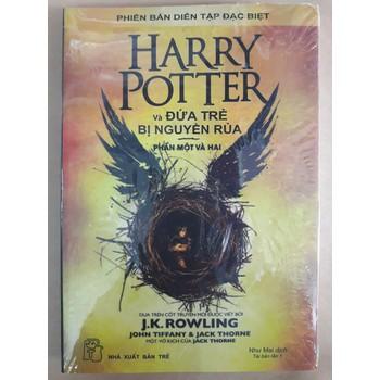 Harry Potter và đứa trẻ bị nguyền rủa - DTBNR
