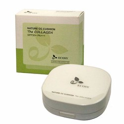 Phấn nước Ecosy - Nature CC Cushion The Collagen SPF50+ PA+++