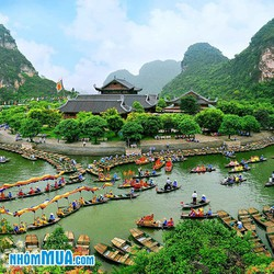 Tour Hà Nội - Hoa Lư- Tràng An -Hà Nội VIP 1 ngày-APT Travel