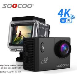camera hành động 4K wifi